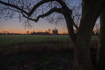 Mittelalterliches Schloss Doornenburg von Moetwil en van Dijk - Fotografie