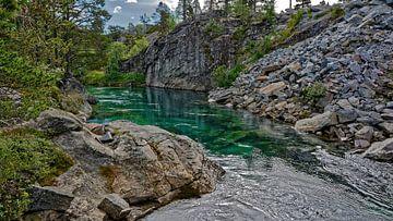 Norwegen, Rauma. van Michael Schreier
