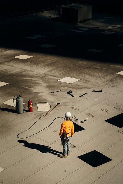 Roof #1 van Gijs Wilbers