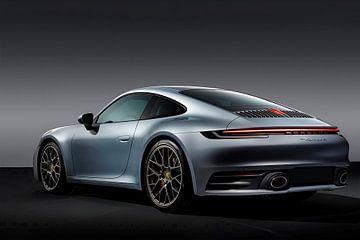Porsche 911 Carrera sur Gert Hilbink