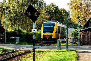 Le train pour Helsingør