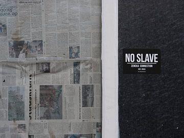 No slave van Fleur van Munster