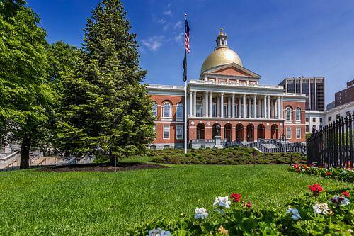 BOSTON Massachusetts State House