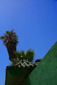 Groen en Blauw  van Jo Miseré