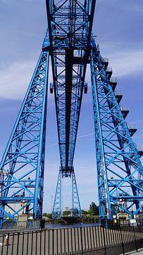 Middlesbrough transportbrug van Babetts Bildergalerie