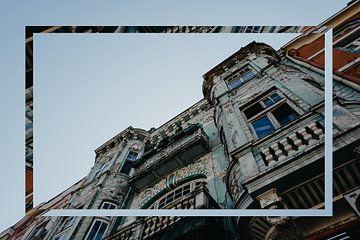 Gebäude - Bulgarien, Varna von Mandy Jonen