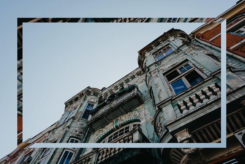 Gebouw - Bulgaria, Varna van Mandy Jonen