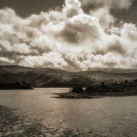 Loch Sunart von Pascal Raymond Dorland