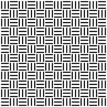 Permutation | ID=09 | V=08-01-1 | 1:1 | 12x12 von Gerhard Haberern