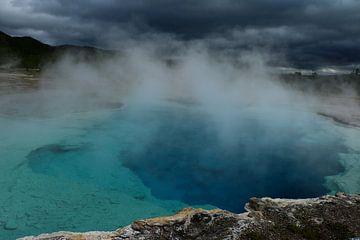 The Emerald Pool Colors - Die Farben der Smaragd Quelle von Christiane Schulze