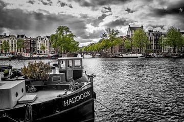 Amstel Amsterdam von Melanie Viola