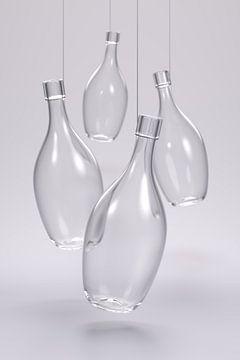 Hanging Bottles van