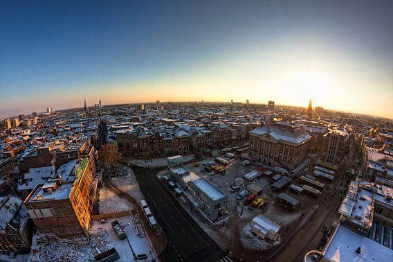 Groningen Winter City 2011 van Frenk Volt