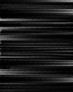 Zwart 3 van Lida Bruinen