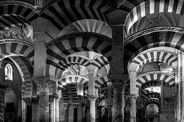 Mezquita Cordoba van Frans Nijland
