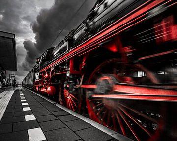 Locomotief van Bertrik Hakvoort