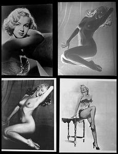 Marilyn Monroe, seltene sexy Bilder und Negative
