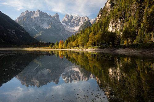 Lago di Landro von