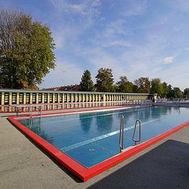 Openluchtzwembad De Houtvaart - Open Monumentendagen-2020-4 van Eric Oudendijk