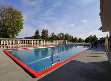 Openluchtzwembad De Houtvaart - Ouvrir Monumentendagen-2020-4 sur Eric Oudendijk