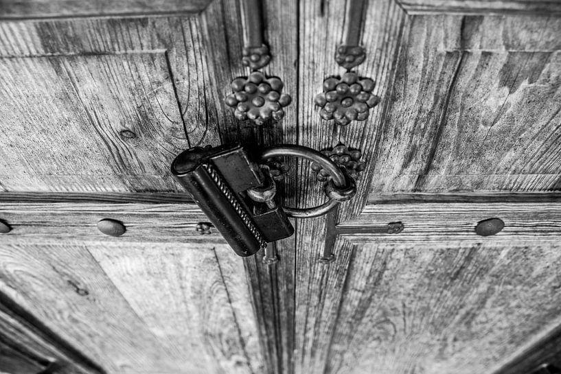"""""""Afgesloten"""" deur in Zuid-Korea van Kaj Hendriks"""