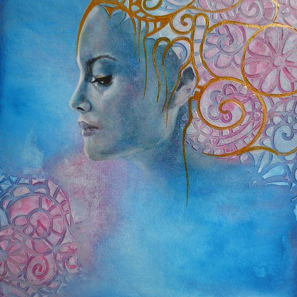 goddess I sur Helma van der Zwan