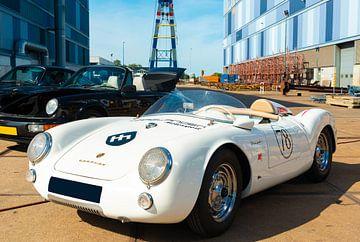 Race Porsche van Brian Morgan