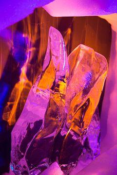 Kleurrijk ijs van CreaBrig Fotografie
