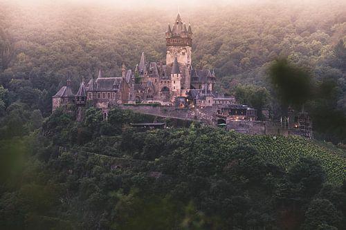 Cochem Castle, Germany van