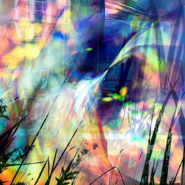 Gras en Glitter van angelique van Riet
