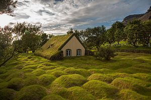 Oud Peat and Turf Church