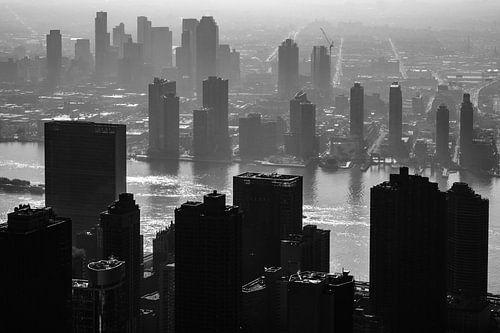 Uitzicht vanaf Empire State Building van