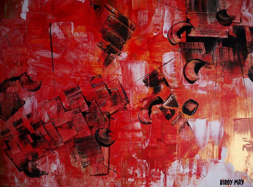 Abstrakt von Birdy May