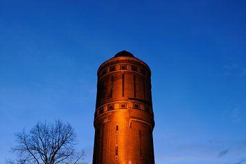Watertoren aan de Amsterdamsestraatweg in Utrecht von Donker Utrecht