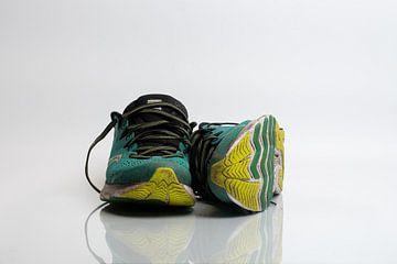 Chaussures de course sur Laura Loeve