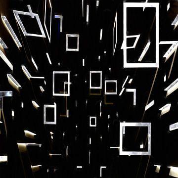 Fenster XXX von Maurice Dawson