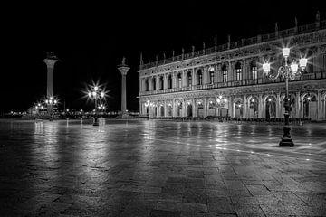 San Marco-plein van Sabine Wagner