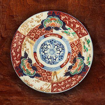 Siebzehntes Jahrhundert Porzellan 2/3 von Martin Bergsma