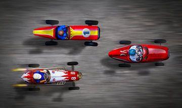 auto wedstrijd von Rudy Umans