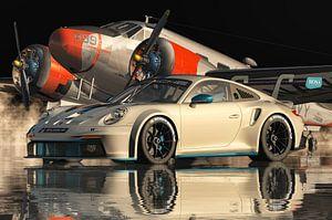 Porsche 911GT 3 RS - Der Hochgeschwindigkeits-Rennwagen