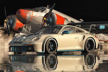 Porsche 911GT 3 RS - Der Hochgeschwindigkeits-Rennwagen von Jan Keteleer