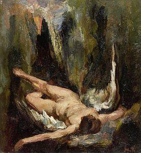 De gevallen engel, Willem de Zwart