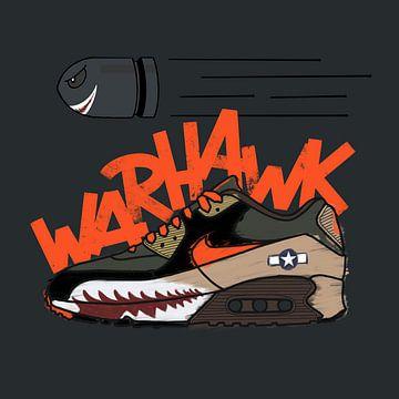 """Nike Air Max 90 """"Warhawk"""" von Pim Haring"""