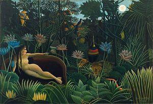 Henri Rousseau. Le Rêve