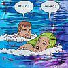 Hello! Oh No! van Frans Mandigers thumbnail