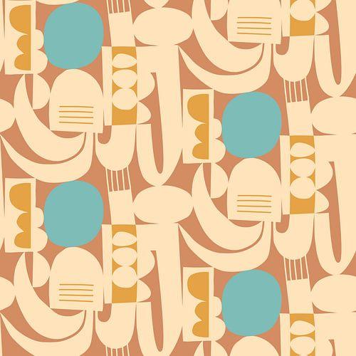 abstracte vormen I