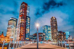Kop van Zuid Rotterdam van Hanno de Vries