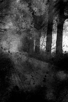 Abstrakte Landschaft von Guna Andersone