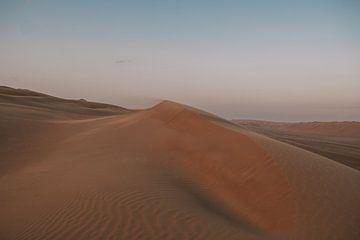 Omaanse woestijn van Katrien Joossen