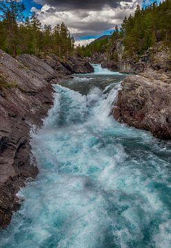 pollfossen waterval von Compuinfoto .